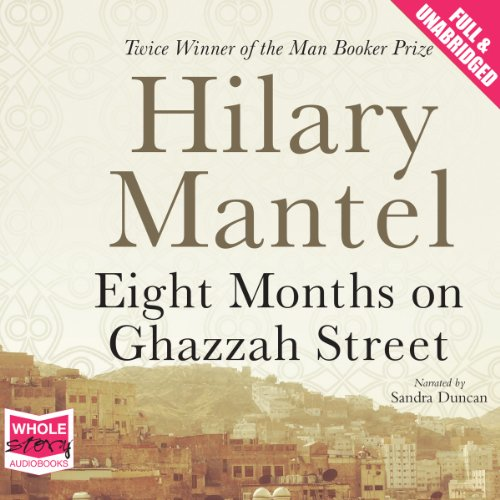 Eight Months on Ghazzah Street cover art