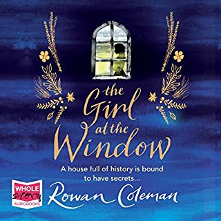 Couverture de The Girl at the Window