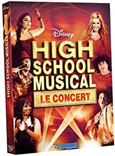 High School Misical Le Concert [Edizione: Francia]