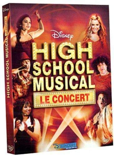 High school musical : le concert [FR Import]