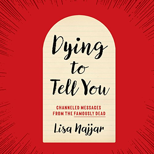 Dying to Tell You audiobook cover art