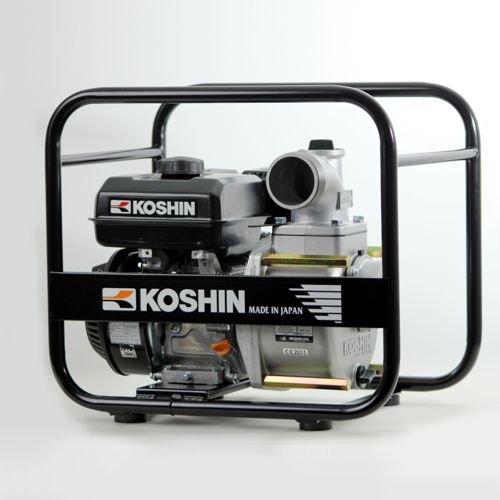 KOSHIN Benzin-Wasserpumpe 3