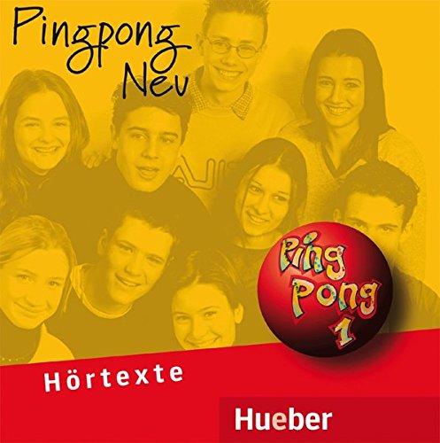 Pingpong Neu, Hörtexte, Teil 1, 2 Audio-CDs: CDs zum Lehrbuch 1 (2)