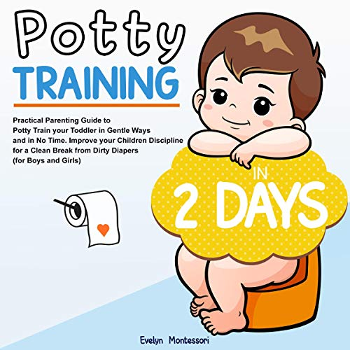 Potty Training in 2 Days cover art