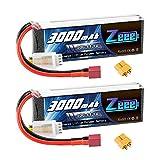 Best Battery For Note 3s - Zeee 11.1V 50C 3000mAh 3S RC Lipo Battery Review