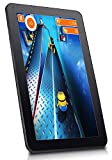 Sungale ID1032 10' tablet, Hi-resolution, 8 GB storage, capacitive touch screen, browser, email, video, music, social media, game, eBook, download apps from play store