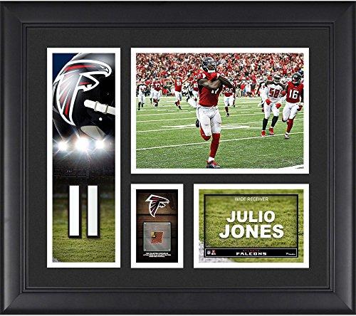 Julio Jones Framed Collage