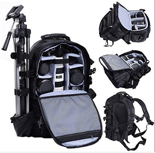 LUVODI Travel Camera Backpack Professional Padded Waterproof Extra Large...