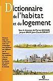 Dictionnaire de l'habitat et du logement