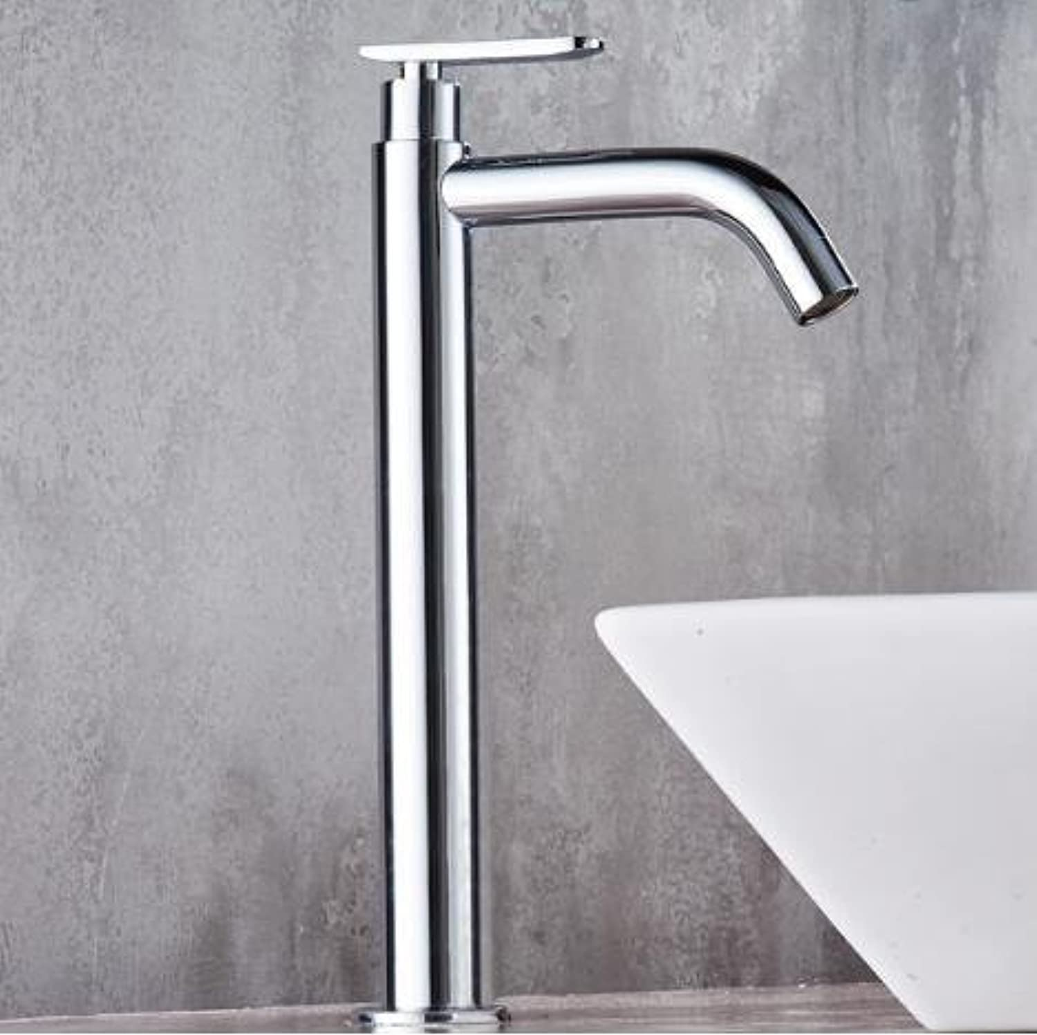 New Arrival Fashion of high Quality tap Water wash Basin Mixer wash Basin only decj Mounted Cold Spring Water tap Mixer tap,