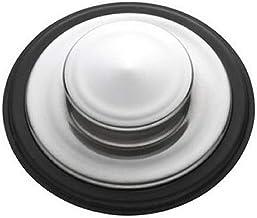 InSinkErator Rolha de pia para eliminação de lixo, aço inoxidável, STP-SS