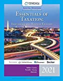 South-Western Federal Taxation 2021: Essentials of Taxation: Individuals and Business Entities (with Intuit ProConnect Tax Online & RIA CheckPoint 1 term Printed Access Card)