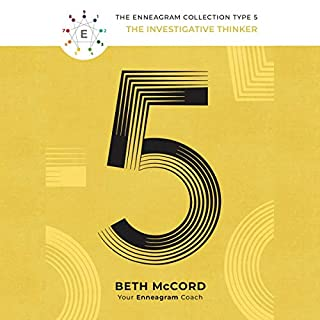 The Enneagram Collection Type 5 audiobook cover art