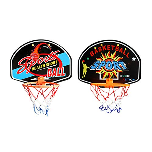 Find Bargain Sengei Mini Basketball Hoop - Include Suction Cup Basketball Frame Ball Clip and Pump, ...