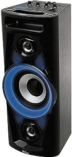 """""""Caixa de Som Amplificadora Bluetooth 100W RMS Philco, Dual USB, Rádio FM, Entrada Para Guitarra e Auxiliar, Bateria Com Duração de Até 4h - PHT3000"""""""