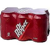 Dr Pepper 33 cl - 6 x 33 cl