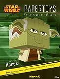 Disney Star Wars - Papertoys (Maître Yoda)