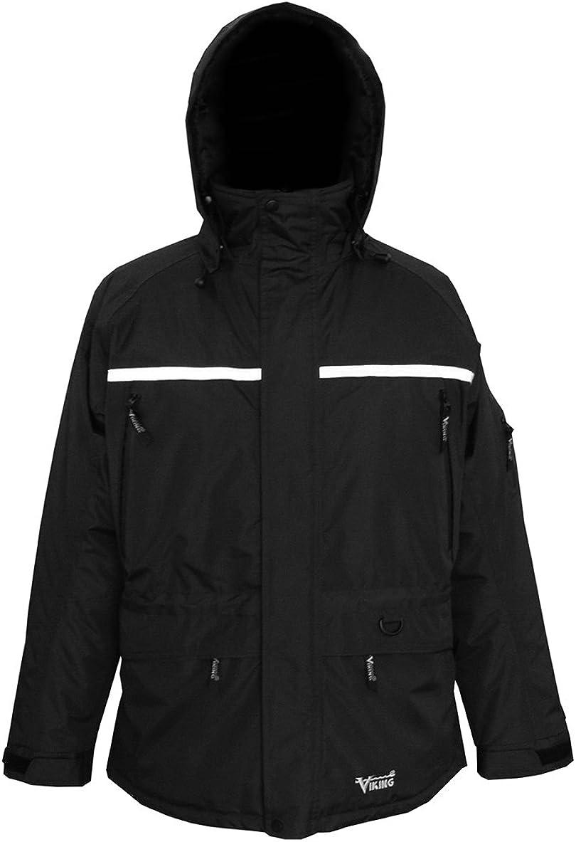 Viking Mens Tempest Tri-Zone Waterproof Insulated Winter Jacket