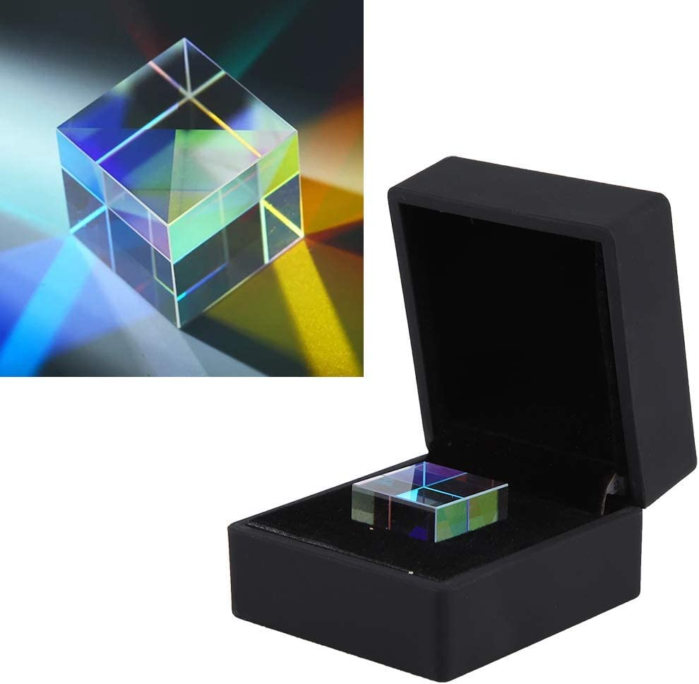 Cube Prism Ranking TOP14 Bright Light with 232323Mm Optica Beautiful Gift Box Dedication