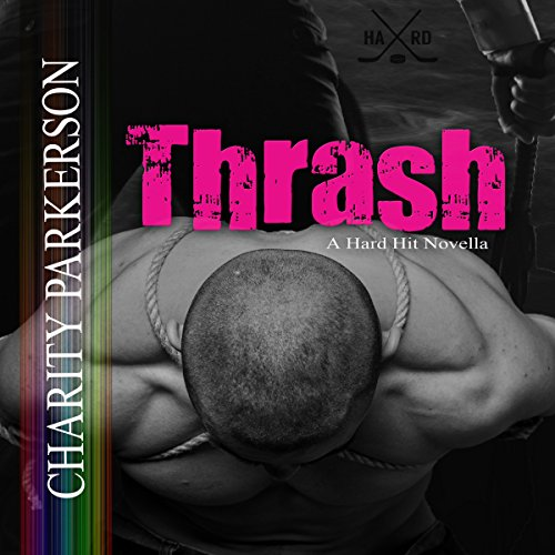 Thrash audiobook cover art