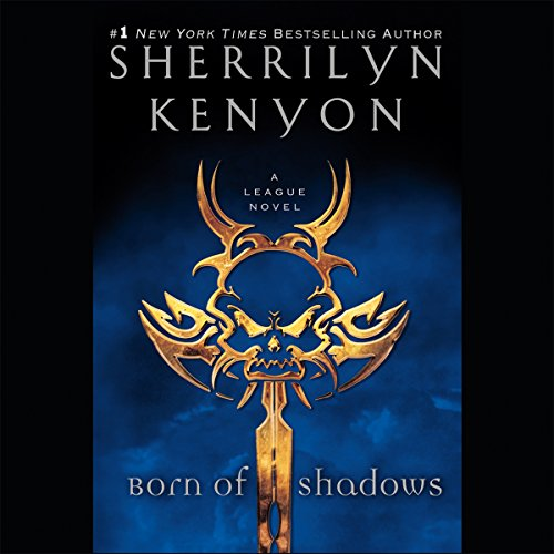 Born of Shadows cover art