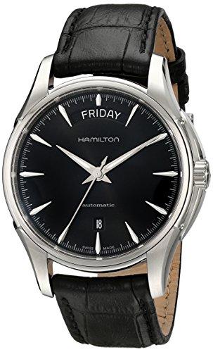 Hamilton Reloj Analogico para Hombre de Automático con Correa en Cuero H32505731