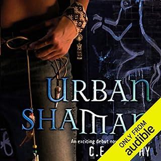 Urban Shaman audiobook cover art
