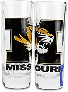 Boelter Mizzou Tigers 2 oz Cordial Shot Glass