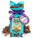 Monty Bojangles Flutter Scotch Chocolate Cocoa Truffles Tip Top Gift 150g