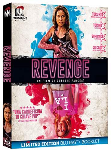 Revenge (Limited Edition) ( Blu Ray)