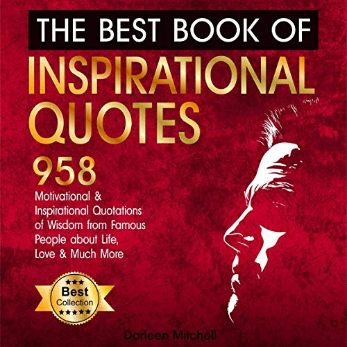The Best Book of Inspirational Quotes audiobook cover art