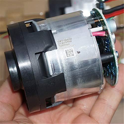 Lruirui-Motor DC La Alta Velocidad de 21.6V DC TurboFan, los Motores de la aspiradora admiten la regulación de la Velocidad máxima de PWM, Piezas de Bricolaje