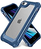 iPhone 8/7 / SE 2020 Case with [ Screen Protector Tempered