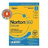 Norton 360 Deluxe 2020, 3-Geräte, 1-Jahres-Abonnement mit Automatischer Verlängerung, Secure VPN...