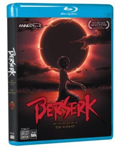 Berserk: Golden Age Arc Iii - The Advent [Edizione: Stati Uniti] [Reino Unido] [Blu-ray]