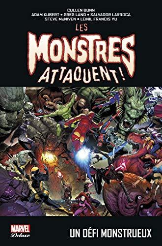 Les monstres attaquent T01 un défi monstrueux