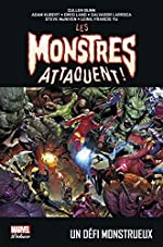 Les Monstres Attaquent ! Tome 1 - Un Défi Monstrueux de Cullen Bunn
