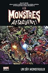 Les monstres attaquent T01 un défi monstrueux de Cullen Bunn