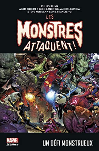 Les Monstres Attaquent ! Tome 1