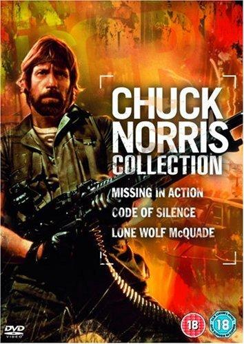 Chuck Norris Box Set [DVD]