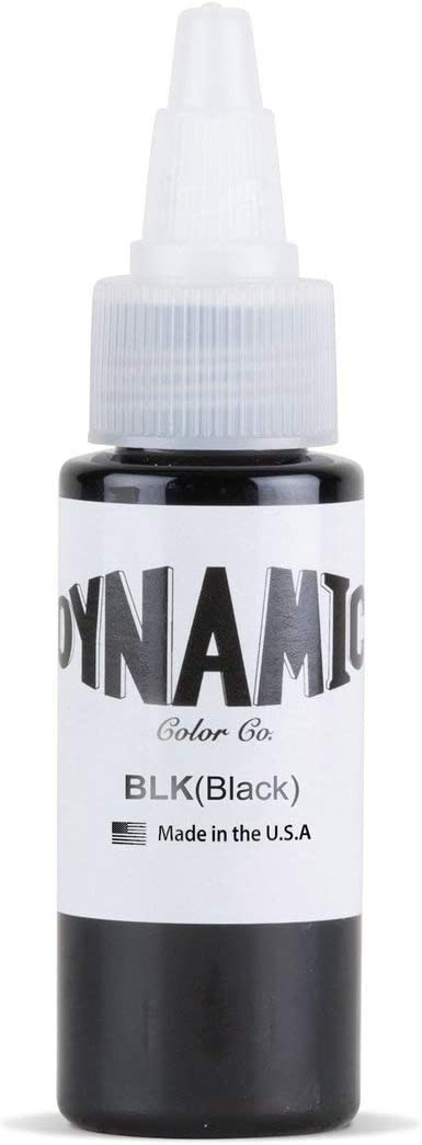 Dynamic Black 1 Ink Challenge the lowest price of Fashionable Japan Tattoo oz