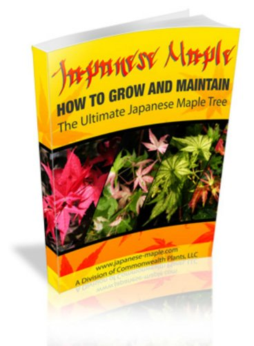 How to Grow the Ultimate Japanese Maple Tree (Growing Japanese Maple Trees Book 2)