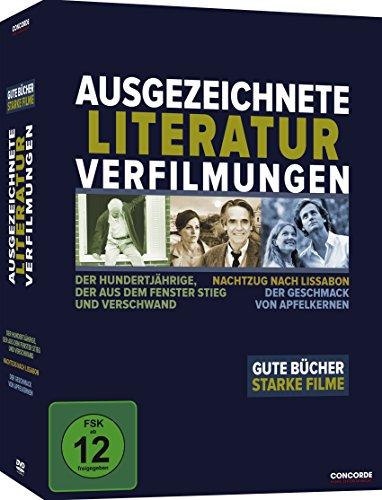 Ausgezeichnete Literaturverfilmungen [3 DVDs] - 2