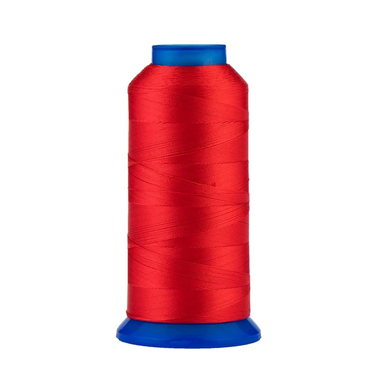 Selric [1500Yards / 130g / 30 Colors Available] UV Resistant High Strength Polyester Thread #69 T70 Size 210D/3 for Upholstery, Outdoor Market, Drapery, Beading, Purses, Leather (Red)