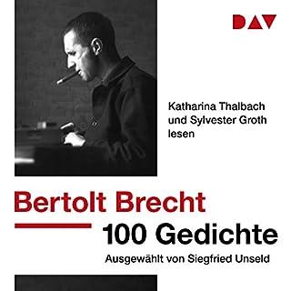100 Gedichte: Ausgewählt von Siegfried Unseld Titelbild