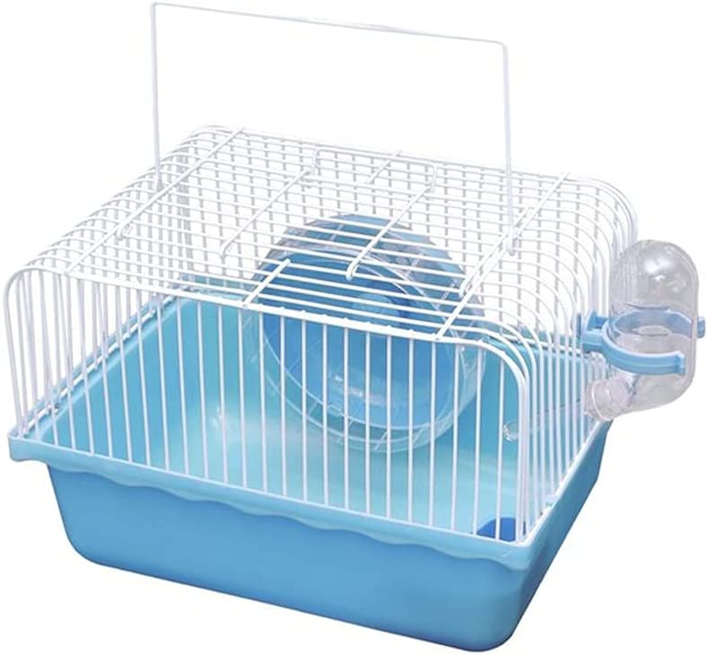 Financial sales sale JNXY Hamster Cage Portable Sales results No. 1 Travel Supp Small Carry Rat Pets