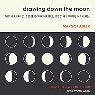 Drawing Down the Moon audiobook cover art