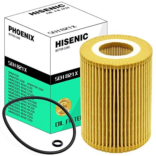 sprinter oil filter - 5