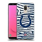 Head Case Designs sous Licence Officielle NFL Empreinte de zèbre Indianapolis Colts Art Coque en...