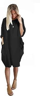 Best loose long sleeve dress Reviews